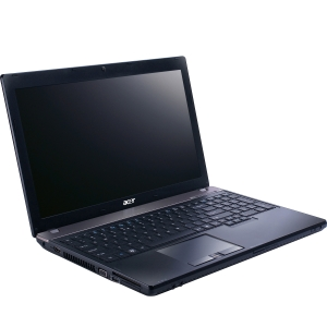 "Acer TravelMate TM8573T-2414G32Mnkk 15.6"" LED Notebook - Intel C"