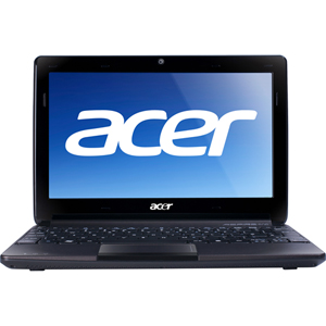 "10.1"" Acer Aspire One AOD257-N57Dkk LED Netbook - Intel Atom N57"