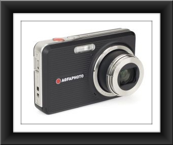 AgfaPhoto OPTIMA 145 14 Megapixel 5x Optical Wide-Angle Zoom 2.7