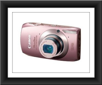 "Canon PowerShot ELPH 500 HS 12.1 MP 4.4x Optical Zoom 3.2"" LCD"