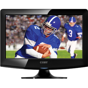 "15"" Coby TF-TV1525 15"" LCD TV - 16:9 - HDTV - 720p"