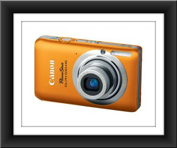 Canon PowerShot ELPH 100 HS 12.1 Megapixel 4x Optical Zoom 1080p