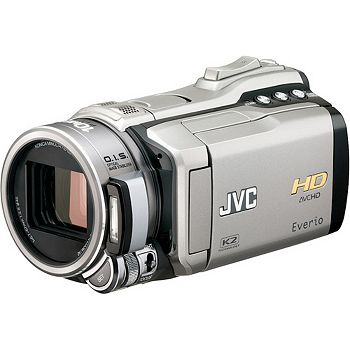 (REFURBISHED) JVC Refurbished GZHM1SUS HD Flash Memory Camera 10