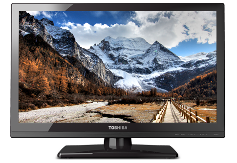 "(REFURBISHED) TOSHIBA (Refurbished) 32SL410 32"" LED, 720p, 60Hz,"