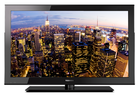 "32"" TOSHIBA (New) 32SL415 LED, 720p, 60Hz, TV"