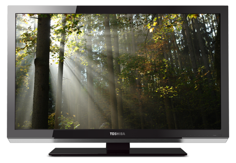 "46"" TOSHIBA (New) 46SL412 46"" LED, 1080p, 120Hz, LED TV"