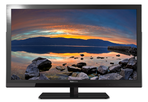 "47"" TOSHIBA (New) 47TL515U 47"" LED, 1080p, 240Hz, 3D TV"