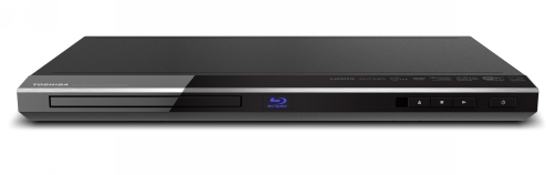 TOSHIBA (New) BDX2250 Blu Ray Player with A/V Steaming wifi