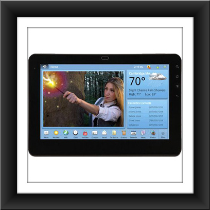 "10.1"" Viewsonic gTablet UPC300-2.2 LED 16 GB Tablet Computer"