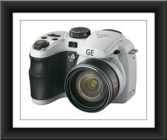 "General Electric GE X5 14MP 15x Wide Optical Zoom 2.7"" TFT-LCD"