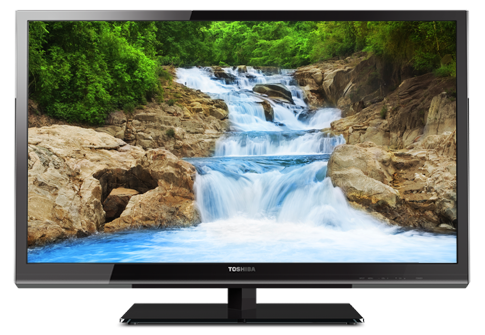 "46"" TOSHIBA (New) 46SL417U 46"" LED, 1080p, 120Hz, TV"
